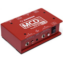Samson MCD2 Pro Professional Stereo Computer/DJ Direct Box (Shielded Transformer) with 1/4 Inch RCA And 3.5mm