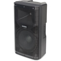 Samson RS112A 400W 2-Way Active Loudspeaker - 12 Inch LF / 1 Inch HF Drivers