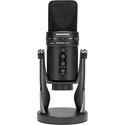 Samson SAGM1UPRO G-Track Pro 24-bit/96kHz USB Microphone with Audio Interface - 50Hz-20kHz