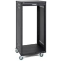 Samson SASRKPRO21U 21-Space Equipment Rack - 21U - 24 Inch Depth