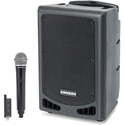 Samson Expedition XP208W Rechargeable 8 Inch / 200 Watt Portable PA with Handheld Wireless System and Bluetooth