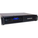 Samson SXD3000 2 x 450 watts (4 ohms) Power Amplifier with DSP