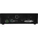 Smart-AVI FVX-3000-PRO DVI-I (DVI/VGA) / Stereo Audio / USB / RS-232 / KVM Multimode Fiber Extender - up to 10km
