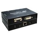 Smart-AVI SDX-S DVI-D / RS232 / IR Over a Single CAT5 Extender