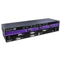 Smart-AVI SFX-4P-M-S 4DVI-D/USB2.0/Audio/RS232 Multimode Fiber Extender