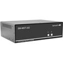 Smart AVI SM-MST-2Q MultiStream Transport Technology KVM Switch with Quad 4K HDMI Out - 2 Port