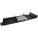 Smart-AVI SM-RACK 1U Universal Half Rack Shelf System w/ 2 Brackets & Hardware