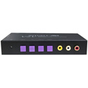 Smart AVI V2V-C2V-01 - Converts Composite Video to VGA with HDMI Output