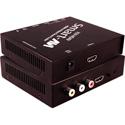 Smart-AVI V2V-HDAVS HDMI To Composite Downscaler with HDMI Local Loop