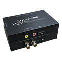 Smart-AVI V2V-SDHD-S HD-SDI/SDI to HDMI and Audio Converter