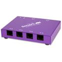 Smart AVI VCT-400S UXGA point-to-multi-point CAT5 Extender 4-Port Transmitter