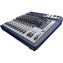 Soundcraft Signature 12 12-Input Compact Analogue Mixer