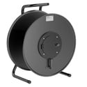 Schill HT 485 Steel Cable Reel with Hinged Latchable Door & 60x60 Core Inlet