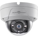 SecurityTronix ST-HDC2FD-2.8 2MP HD-TVI Fixed Lens Dome Camera