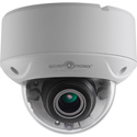 SecurityTronix ST-HDC2VFD-MZ 2MP HD-TVI Motorized Varifocal Lens Dome Camera