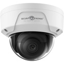 SecurityTronix ST-IP4FD 4MP IP Fixed Lens Dome Camera - White