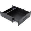 Atlas SD3-14 Storage Drawer - Recessed 3RU w/ 14 Inch Extension