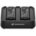 Sennheiser EW-D CHARGING SET with L 70 USB Charger / 2x BA 70 Rechargeable Lithium Ion Batteries and Power Supply