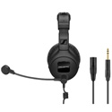 Sennheiser HMD 300-XQ-2 Broadcast Headset w/ Ultra-Linear Dual-Sided Headphone Response 64 ohm Dynamic Hypercardioid Mic