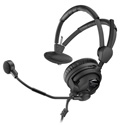 Sennheiser HMD 26-II-600 S-X3K1 Broadcast Single-Sided Headset - 600 Ohm Impedance