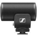 Sennheiser MKE 200 Compact Super-Cardioid On-Camera Microphone with Built in Wind Protection and Shock Absorption