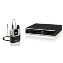 Sennheiser SpeechLine Digital Wireless SL Lavalier Set DW-4-US R Wireless Mic System with Rackmount Kit