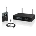 Sennheiser Wireless Lavalier System with ME 2 Lapel Mic Bodypk Transmitter and True Diversity Receiver - A (548-572MHz)