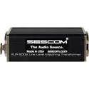 Photo of Sescom SES-XLR-ISO 600 Ohm Inline XLR Mic Matching Transformer