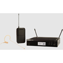 Shure BLX14R/MX53-H10 Headworn Wireless Microphone System - H10 542 - 572 MHz