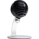 Shure MV5C-USB Home Office USB Microphone - Black