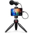 Shure MV88-KIT Premium Stereo Condenser Microphone Video Kit