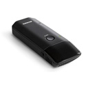 Shure Microflex MXW6/C-Z10 Boundary Wireless Mic Tx Cardioid -  Z10 Band 1920-1930MHz - Rechargeable Li-ion Battery