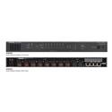 Shure MXWANI8 8 Channel Audio Network Interface