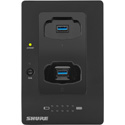 Shure MXWNCS 2 Port Networked Charging Station