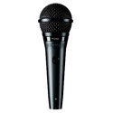 Shure PG Alta PGA58-QTR Cardioid Dynamic Vocal Microphone - XLR-1/4 Inch Cable