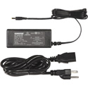 Shure PS51US 100 - 240 VAC Power Supply for 2 Bay Portable Battery Charger