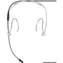 Shure RPMDH5B/O-LM3 Replacement Microphone Boom Arm for DH5 DuraPlex Headsets- Black - LEMO Connector