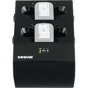 Shure SBC200 Dual-Docking Battery Charger - No Power Supply