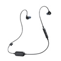 Shure SE112-K-BT1 Bluetooth Enabled SE112 Sound Isolating Earphones w/ Remote & Mic Accessory Cable - Li-ion Batt. Incl.