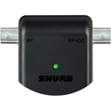 Shure UABIAST-US In-line Adapter - Supplies 12V DC Bias Power Over Coaxial BNC Cable
