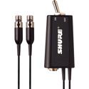 Shure WA662 In-Line Dual Bodypack Mute Switch