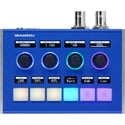 Skaarhoj SKA-INLINE-10-V1 Inline 10 Modular Controller - 6 Four Way Buttons and 4 Encoders in a Utility Panel