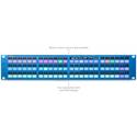 Skaarhoj RACK-FLY-TRIO-V1 Rack Fly Trio Universal Control Panel - All Programmable Four-Bay buttons