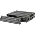 SKB 1SKB-R2U Roto Rack 2U Roto Molded Rack Case