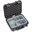 SKB 3i-1209-4DT iSeries 1209-4 Case with Think Tank Designed Dividers