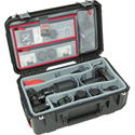 SKB 3I-2011-7DL iSeries 3i-2011-7 Case with Think Tank Designed Photo Dividers and Lid Organizer