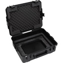 SKB 3i-2217M82U iSeries Case with Removeable 2U Injection Molded Rack Cage - TSA Latches