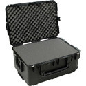SKB 3i-2617-12BC Pro Audio Waterproof Case with Cubed Foam and Casters