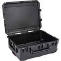 SKB 3i-2922-10BE Waterproof Utility Case with Wheels - no Foam - 29 x 22 x 10 Inch