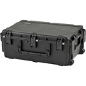SKB 3i-3019-12BC iSeries 3019-12 Waterproof Case 30 1/2 x 21 x 18 with Wheels and Cubed Foam